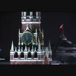 новогодние куранты кремль